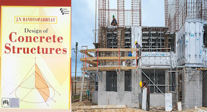 Design of concrete structures – An exclusive e-book for civil engineering students