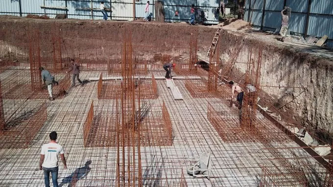 Benefits of raft foundation
