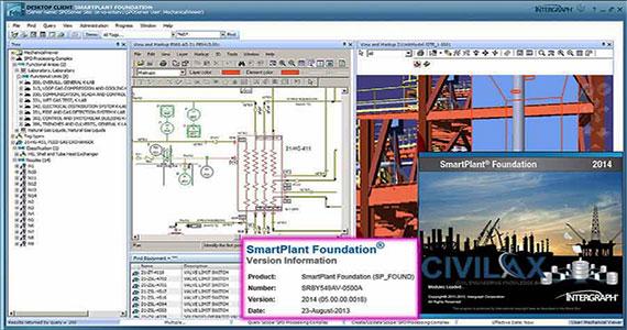 Intergraph SmartPlan Foundation 2014 - A useful construction program