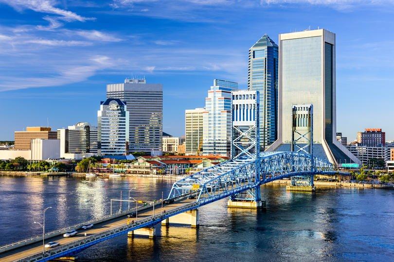 Florida Jacksonville EE563W