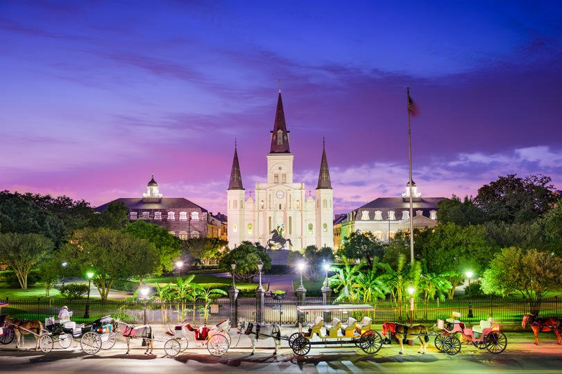 Louisiana New Orleans HDEAGR