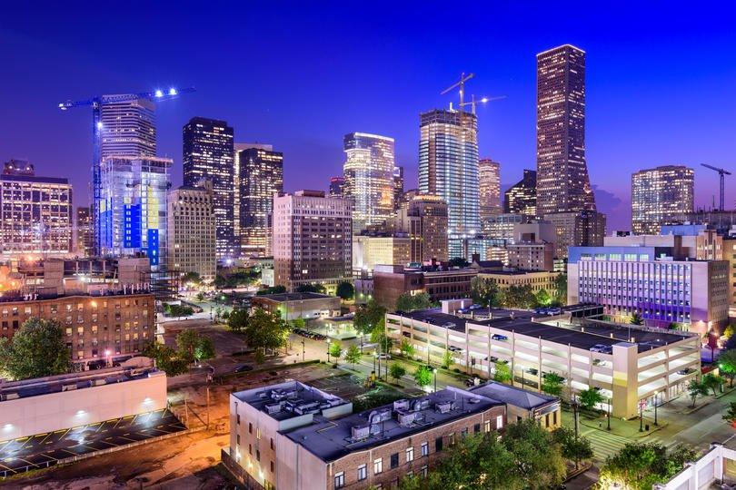 Texas Houston G2C895