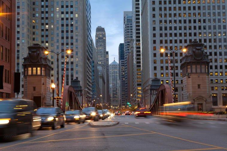 Illinois Chicago GWBF62