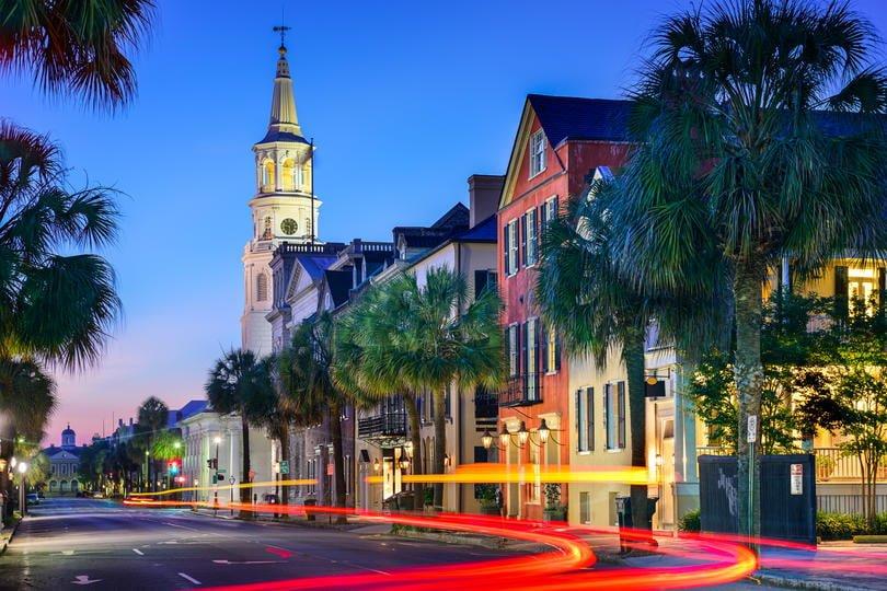 South Carolina Charleston ER4WM6 1