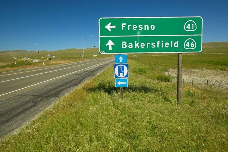 California Bakersfield CW54FR