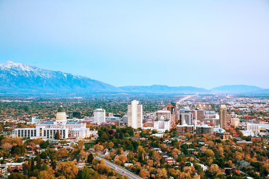 Utah Salt Lake City EA9B0X