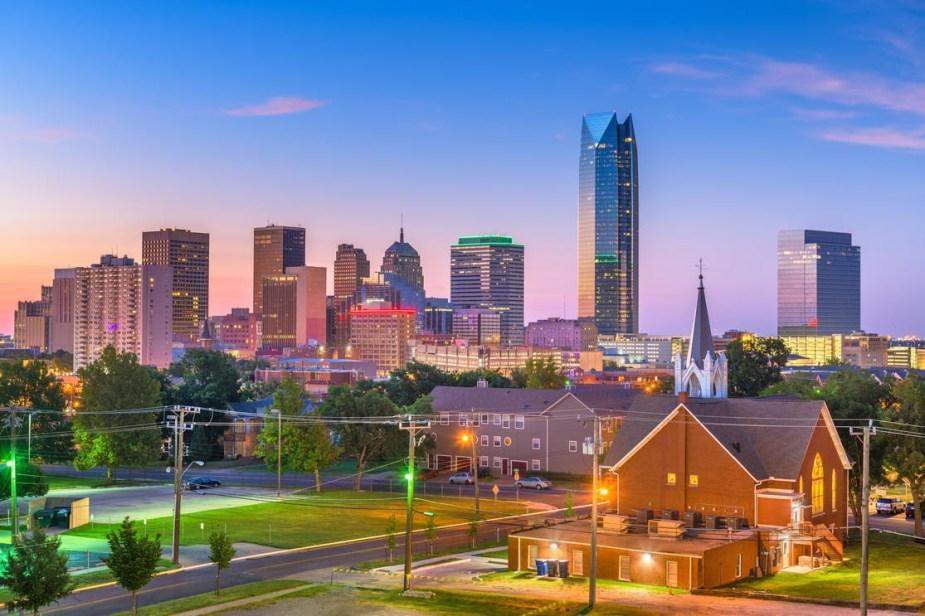 Oklahoma Oklahoma City PKJ0CA