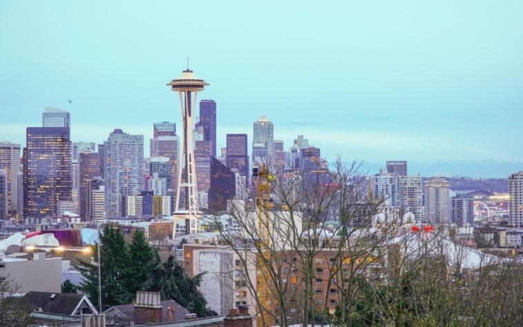 Washington Seattle J8H0MX