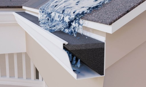 Foam Gutter Guard