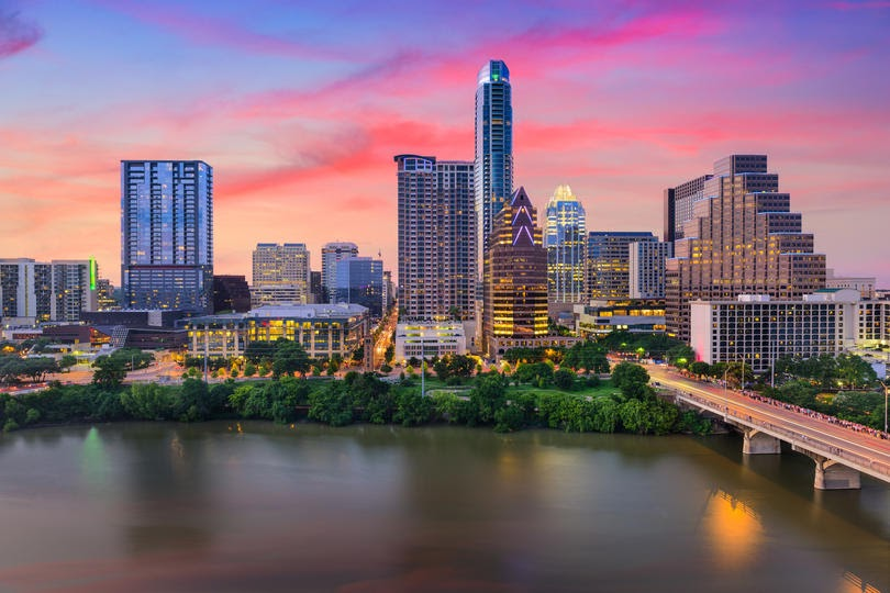 13 Texas Austin GJXDYX