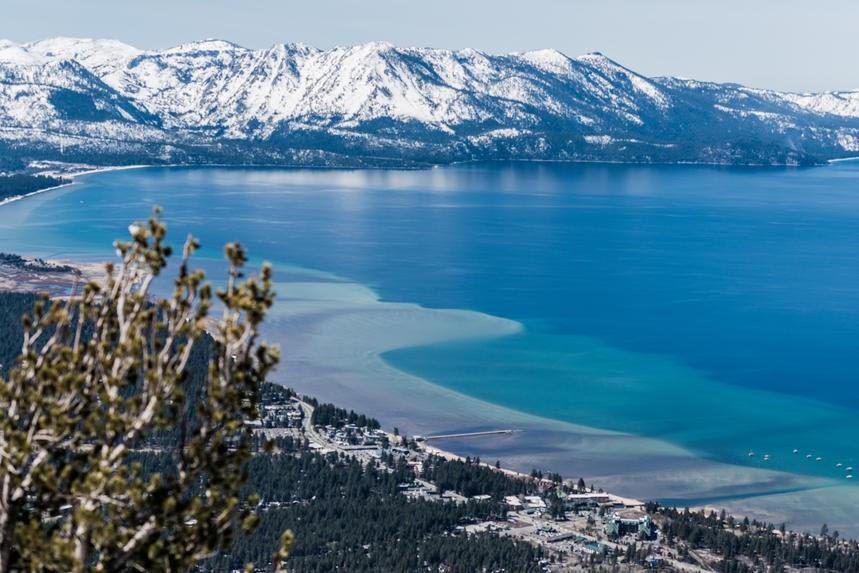 29 Nevada Lake Tahoe G2B64H