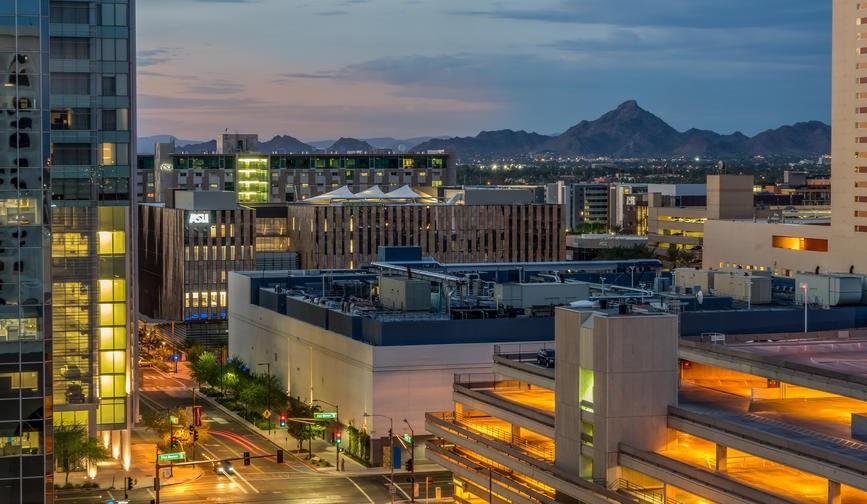 14 Arizona Phoenix KCMH0T