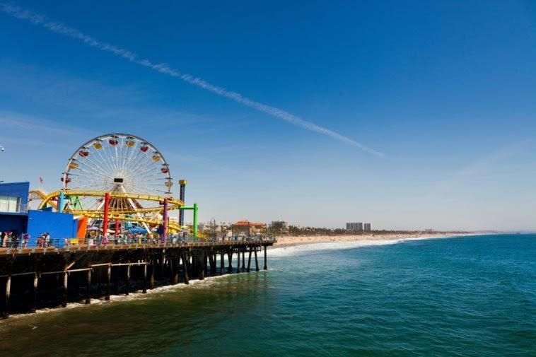 15 California Los Angeles Santa Monica CTT06K