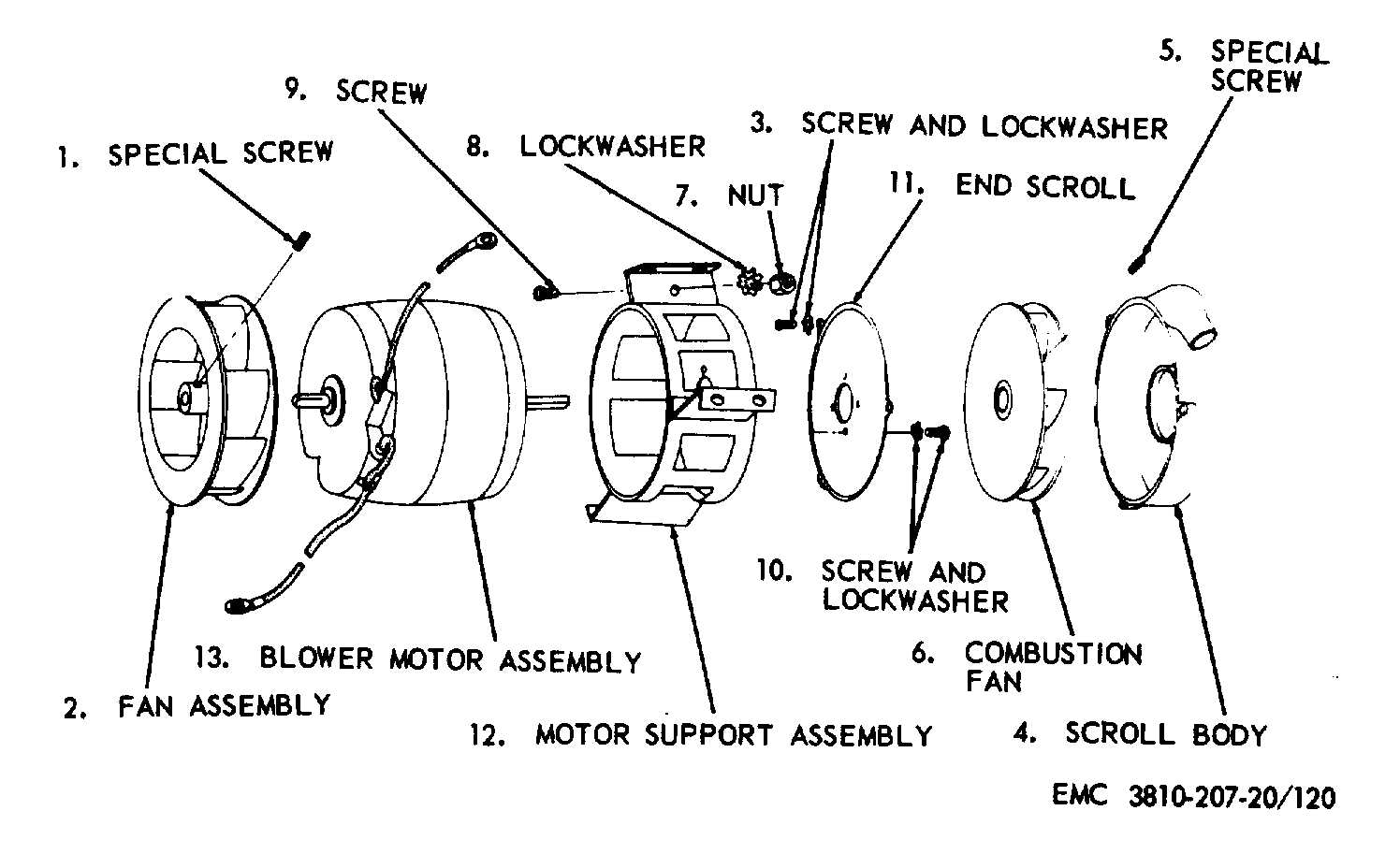 Section V Accessory Equipment
