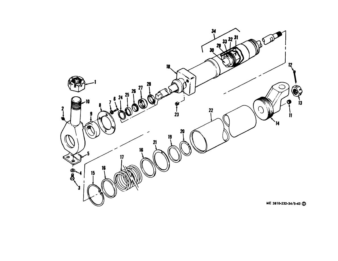 Sel Engine Exploded View