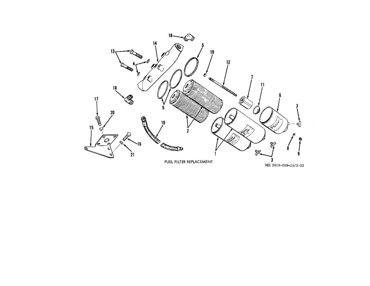 Figure 4 13 Fuel Filter Replacement