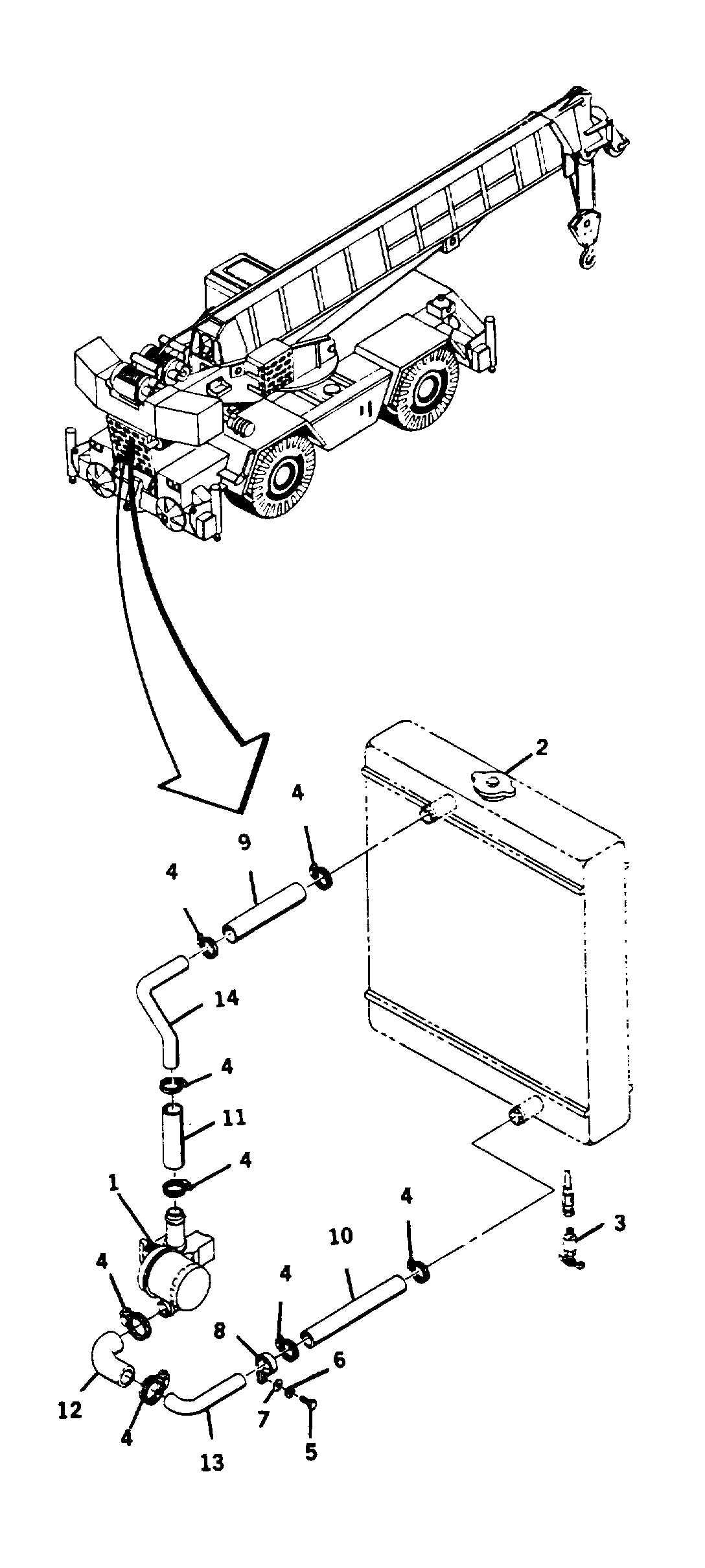 Radiator Fan And Fan Guard Replacement