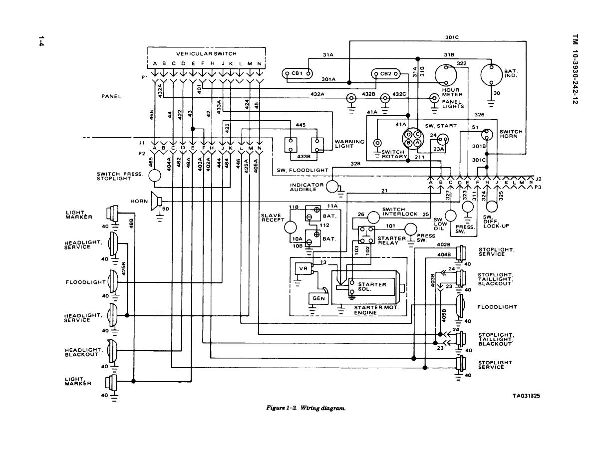 Figure 1 3 Wiring Diagram