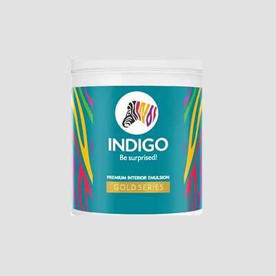Indigo paints price
