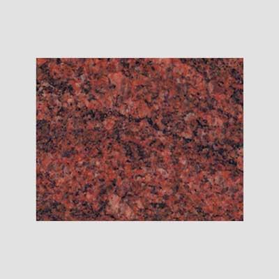 maroon color granite