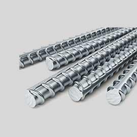 JSW TMT Steel Bars Fe 550 Grade