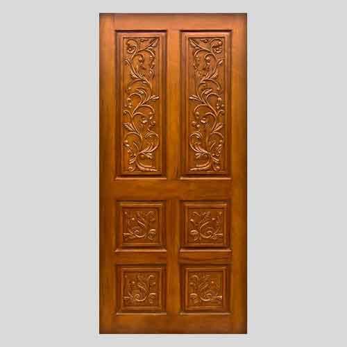 modern teak wood doors