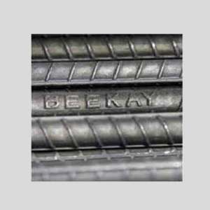 BEEKAY TMT Steel Bars Fe-500 Grade