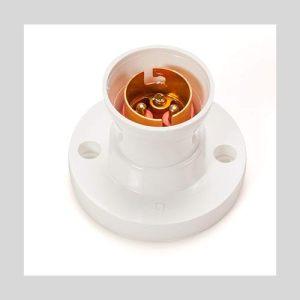 Duravolt Dlite Polycarbonate Bulb Holder for Wall