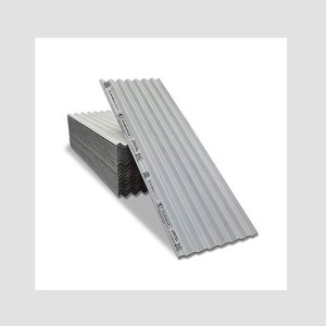 Charminar Fibre Cement Roofing Sheets (Natural-Grey) (3 Meter 50 Sheets)