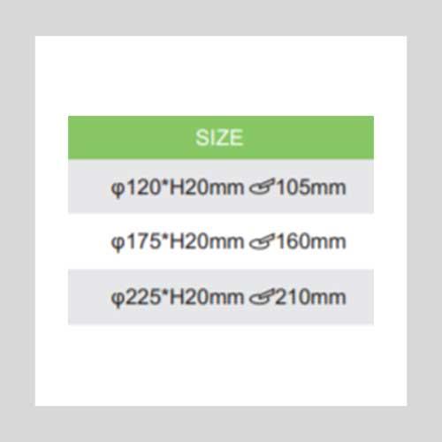 ACE NEO-CLASSIC sizes