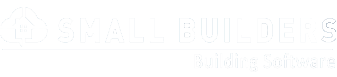 Small Builders logo