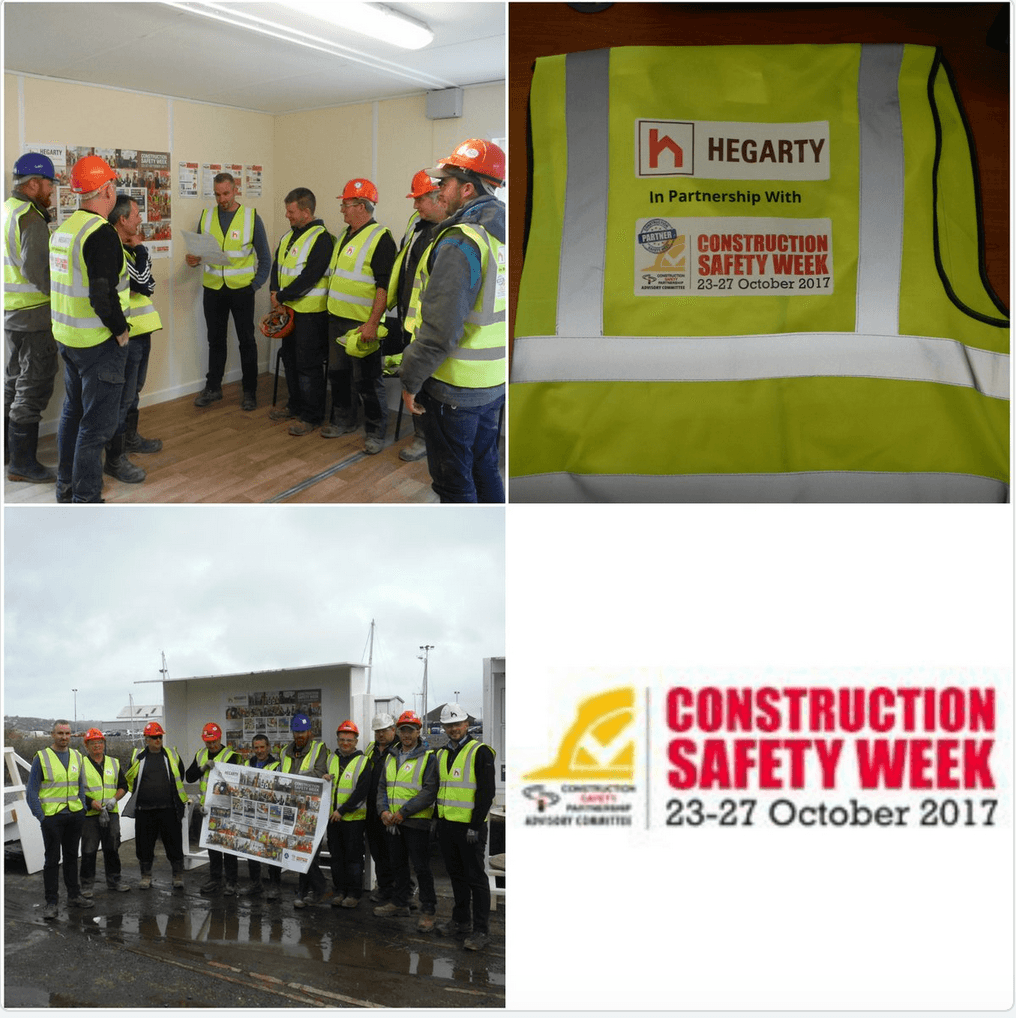 Construction Safety Week Day 1
