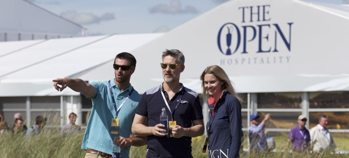 The Britiah Open