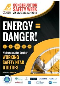 Working Safely Near Utilities