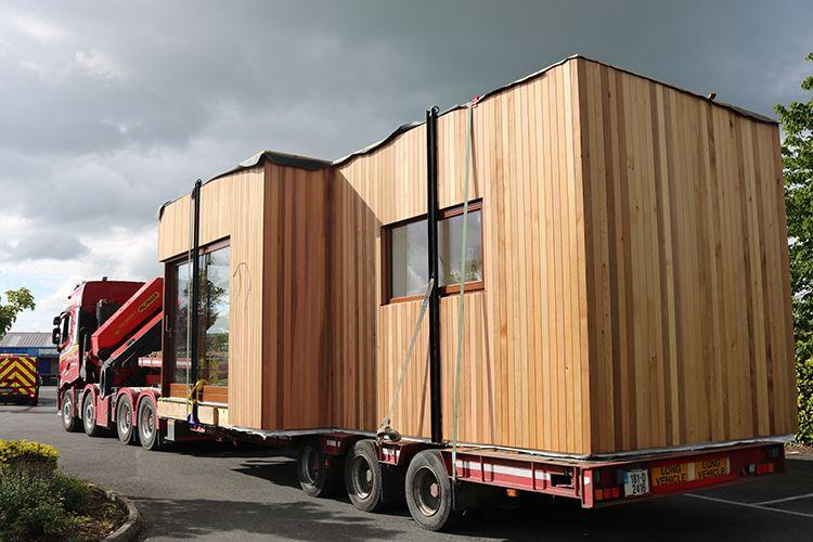 Lidan Designs – Modular Dwelling