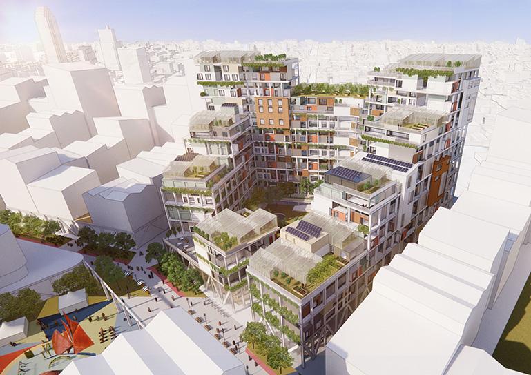 Irish architectural firm wins New York City Urban Design Ideas Competition