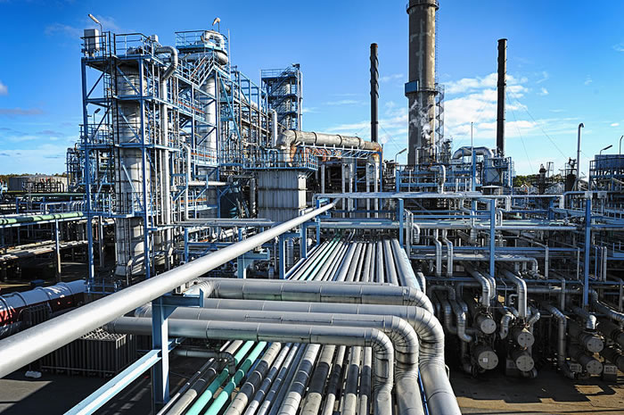Image result for multi-million oil refinery in Nigeria