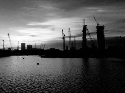 Canary Wharf expansion, 2016