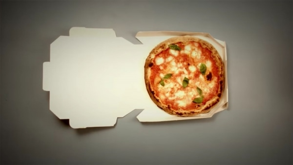 Delicious: Stop Motion Pizza    What's going on here anyway