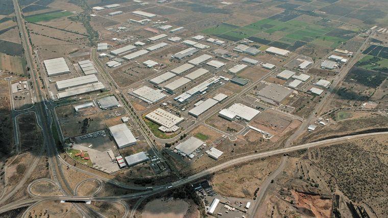 Región centro-occidente es líder en suelo industrial