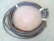 Cable de acero trenzado