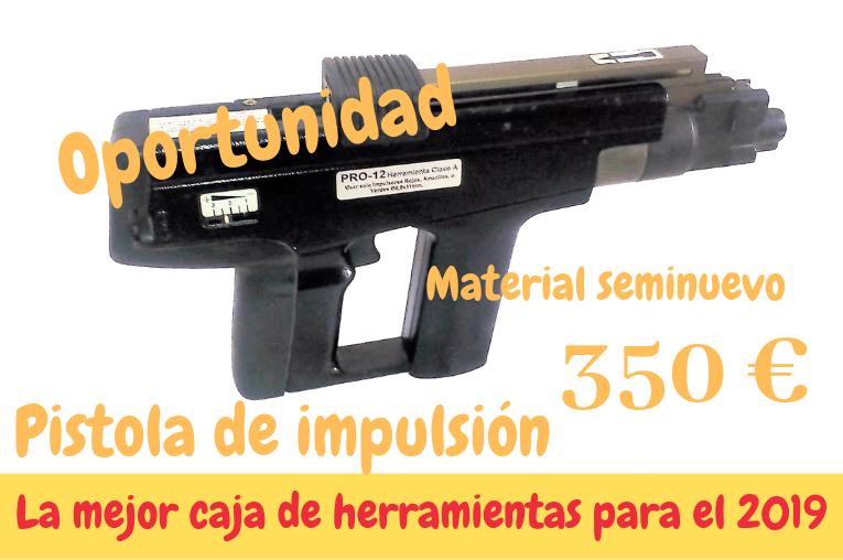 Pistola de impulsión