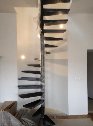 aménagement comble escalier
