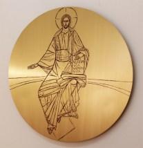 Cristo Pantocrator Terceiro Milênio