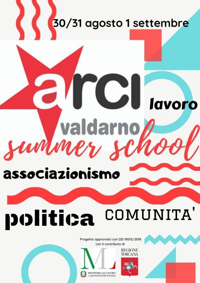 """""""Esercizi di Ricomposizione"""". A fine agosto la Summer School promossa da Arci Valdarno"""