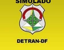 simulado detran df