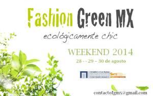 Fashion Green Weekend 2014