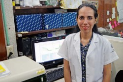 M. Jimenez Coello, 2015 International Rising Talent, L'Oréal-UNESCO For Women in Science.