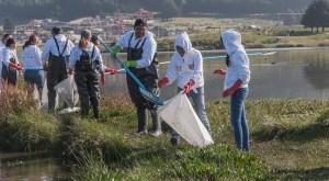 Coca-Cola en México realiza jornadas de Limpieza de Cuerpos de Agua - 1