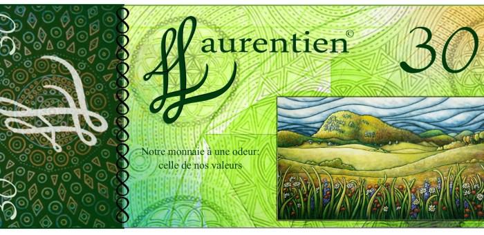 Appui au projet de monnaie locale : Le Laurentien